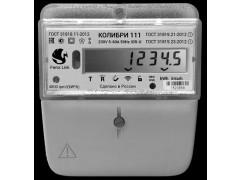 Счетчики электрической энергии статические однофазные КОЛИБРИ 1xx