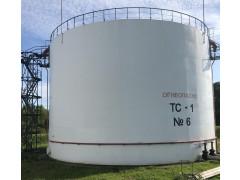 Резервуар вертикальный стальной цилиндрический РВС-3000