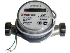 Счетчики холодной и горячей воды с проводными и беспроводными интерфейсами передачи информации VMF