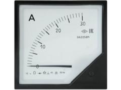Приборы аналоговые щитовые ЭА2258М, ЭВ2259М