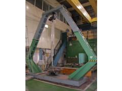 Машина оптико-механическая для измерений геометрических параметров рабочей поверхности рефлекторов