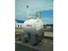 Резервуары стальные горизонтальные цилиндрические РГС-5, РГС-7,5