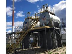 Резервуары горизонтальные стальные цилиндрические РГС-10