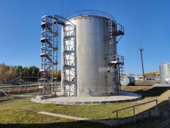 Резервуары вертикальные стальные цилиндрические РВС-1000, РВСП-700