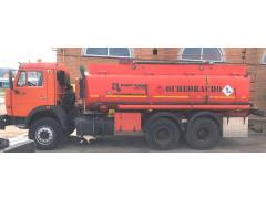 Автоцистерна АС 17-651115