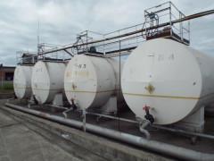 Резервуары стальные горизонтальные цилиндрические РГС-50, РГС-60