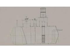 Резервуары горизонтальные стальные цилиндрические ЕП-20