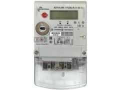 Счетчики электрической энергии однофазные статические AD11A.M, AD11S.M