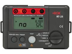 Мегаомметры RGK RT-25