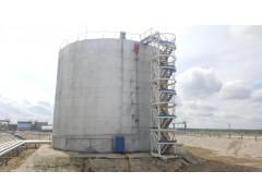 Резервуары стальные вертикальные цилиндрические теплоизолированные РВС-2000, РВС-5000