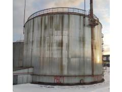 Резервуар стальной вертикальный цилиндрический теплоизолированный РВС-10000