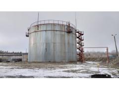 Резервуар стальной вертикальный цилиндрический теплоизолированный РВС-3000