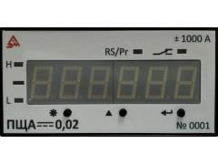 Приборы щитовые цифровые электроизмерительные ПЩ