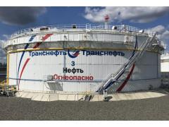Резервуары стальные вертикальные цилиндрические теплоизолированные с понтоном РВСП-20000