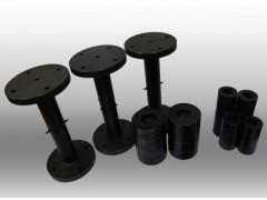 Наборы калибровочные мер массы, длины в области измерений координат центра масс и момента инерции НКМ-6ГС-60, НКМ-50