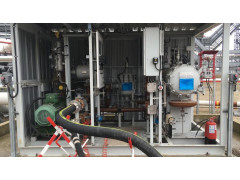 Система учета авиационного топлива при приеме из автомобильных цистерн