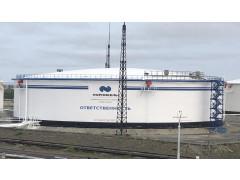 Резервуары вертикальные стальные цилиндрические РВС-1000, РВС-5000, РВС-20000