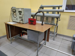 Установка поверочная для счетчиков газа УПСГ-0,1/1000