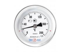 Термометры биметаллические ЭКОМЕРА БТ