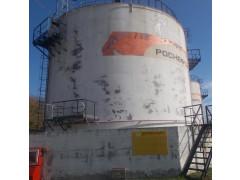 Резервуар стальной вертикальный цилиндрический РВС-2000