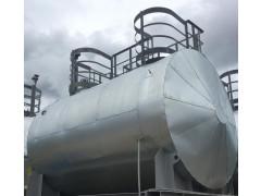 Резервуары стальные горизонтальные цилиндрические РГС-25