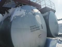 Резервуары горизонтальные стальные цилиндрические РГС-50