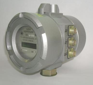 Корректор объема газа БК