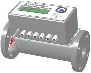 ULTRAMAG комплекс для измерения количества газа