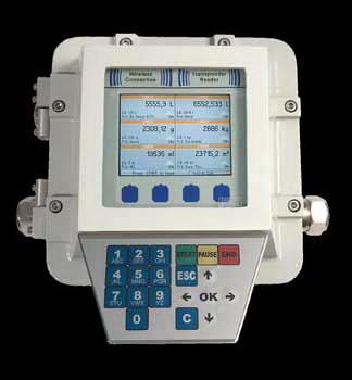 Измерительно-вычислительный комплекс КИ-СТГ-150/1600