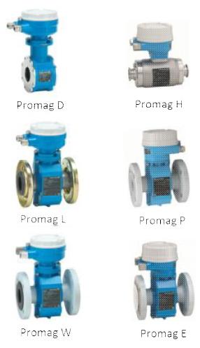 61467-15: Promag (мод  Promag 100, Promag 200, Promag 400
