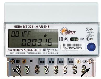 электросчетчик нева мт 324 инструкция по применению
