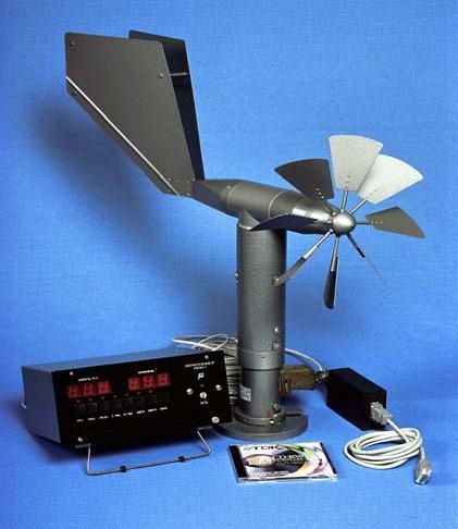 Ветровые микропроцессорные приборы(выпускаются серийно сафоновским заводом гидрометприбор) - анеморумбометр м63м-1