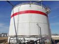 Резервуары стальные вертикальные цилиндрические теплоизолированные РВС-5000 (Фото 1)