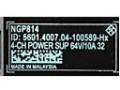 Источники питания постоянного тока линейные NGP802, NGP804, NGP814, NGP822, NGP824 (Фото 4)